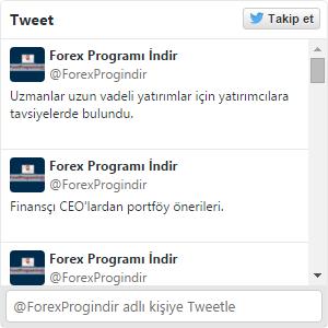 Forex Program İndir Twitter